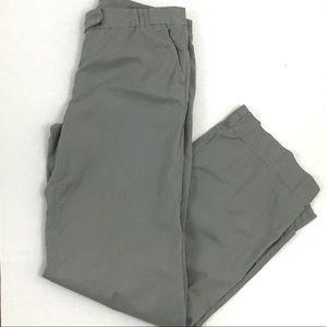 J. Crew City Fit Gray Pants Size 4R